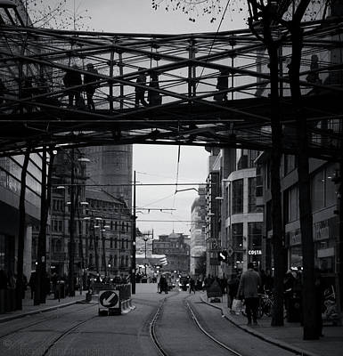 Photograph - Sky Walkway by Beverly Cash