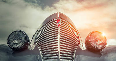 Chevrolet Master Photograph - Sky Was The Limit by Darek Szupina Photographer