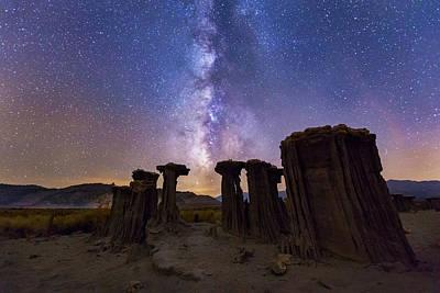 Photograph - Sky Watchers by Tassanee Angiolillo