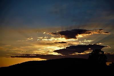 Photograph - Skyburst by David S Reynolds