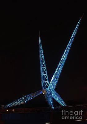 Photograph - Skydance Bridge # by Richard Smith