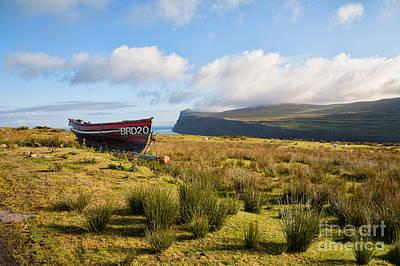 Photograph - Skye Boat by Diane Macdonald