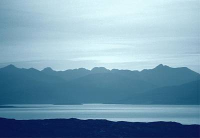 Photograph - Skye Ridge by Keith Elliott