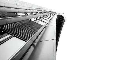 Photograph - Skygarden Exterior London by John Williams