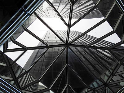Photograph - Skylight by Betty-Anne McDonald