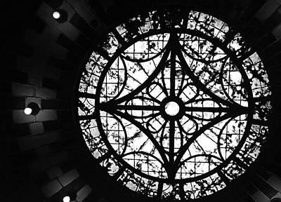 Photograph - Skylight No. 30-2 by Sandy Taylor