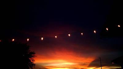 Photograph - Skylights by David Weeks