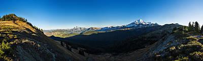 Mountain View Photograph - Skyline Divide 2 by Pelo Blanco Photo
