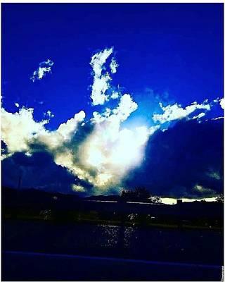 Photograph - Skyline Spacina by Simenona Martinez
