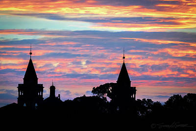 Photograph - Skyline Sunrise by Stacey Sather