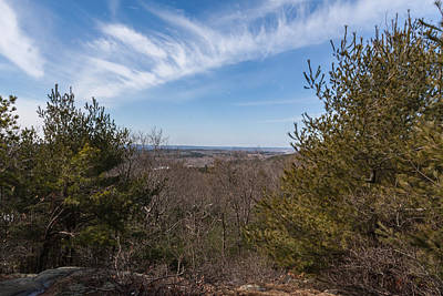 Photograph - Skyline Trail To Buck Hill Scenic View by Brian MacLean