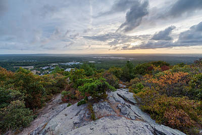 Photograph - Skyline Trail Vista by Brian MacLean