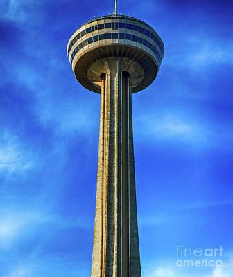 Photograph - Skylon Tower by Ruth H Curtis
