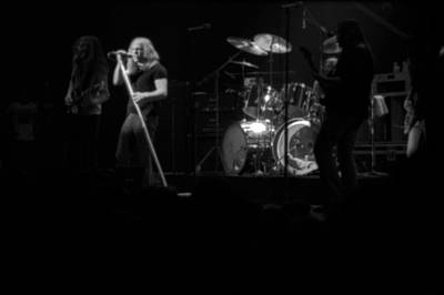 Photograph - Skynyrd Sf 1975 #13 by Ben Upham
