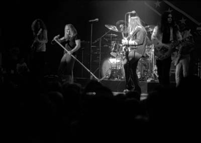 Photograph - Skynyrd Sf 1975 #19 by Ben Upham