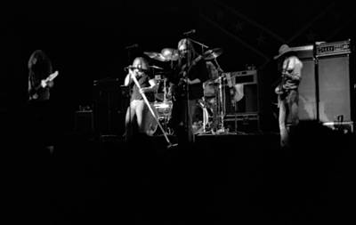 Photograph - Skynyrd Sf 1975 #3 by Ben Upham