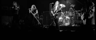 Photograph - Skynyrd Sf 1975 #7 by Ben Upham