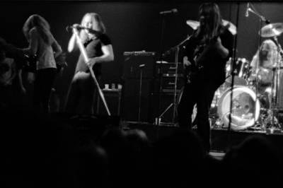 Photograph - Skynyrd Sf 1975 #8 Crop 2 by Ben Upham