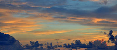Photograph - Skyscape by Rose  Hill