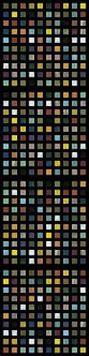 Digital Art - Skyscraper Abstract L by Michelle Calkins