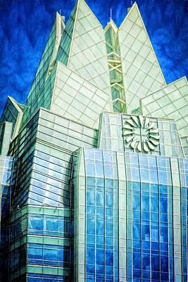 Photograph - Skyscraper Blues by Alice Gipson