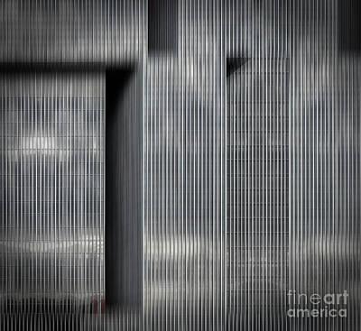 Photograph - Skyscraper De Rotterdam by Rolf Mauer