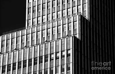Photograph - Skyscraper Dimensions by John Rizzuto