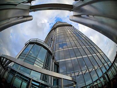 Photograph - Skyscraper by Jouko Lehto