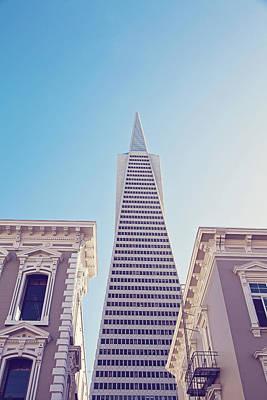 Photograph - Skyscraper by Melanie Alexandra Price