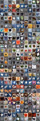 Hearts On Trees Digital Art - Skyscraper Ten Eleven Twelve by Boy Sees Hearts