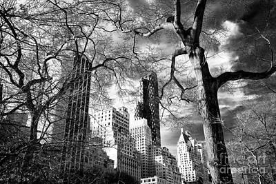 Photograph - Skyscraper View by John Rizzuto
