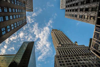 Photograph - Skytops Manhattan by Alissa Beth Photography