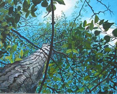 Painting - Skyward by William Brody