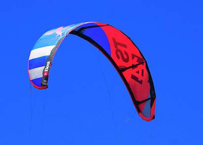 Vintage Chevrolet - Skyway Kite 1 by Robert Wilder Jr