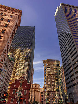 Photograph - Slant On Boston by Tim Bryan