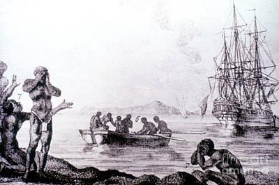 Slave Trade, 1783 Print by Granger