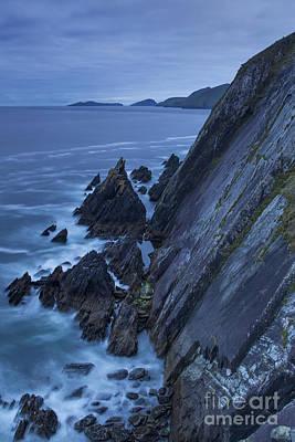 Photograph - Slea Head Evening by Brian Jannsen