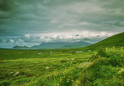 Photograph - Slea Head Landscape #d4 by Leif Sohlman