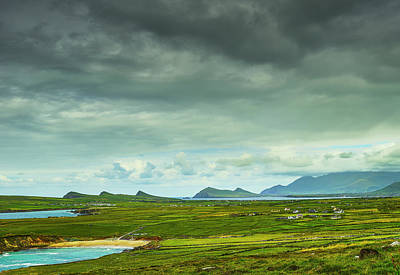 Photograph - Slea Head Landscape #g0 by Leif Sohlman