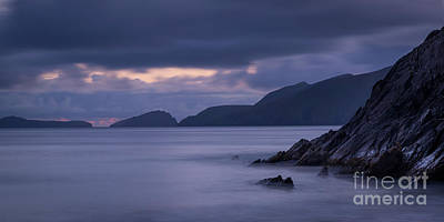 Photograph - Slea Head Twilight by Brian Jannsen