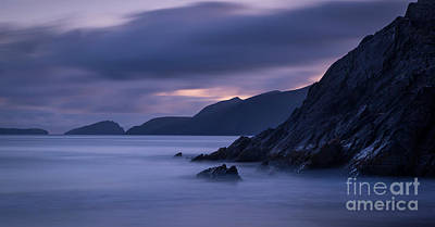Photograph - Slea Head Twilight II by Brian Jannsen