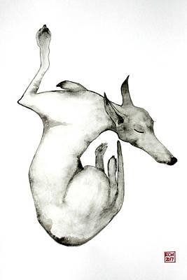 Sleep I Art Print