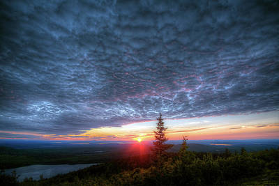Photograph - Sleep Tight, Maine by Patrick Groleau