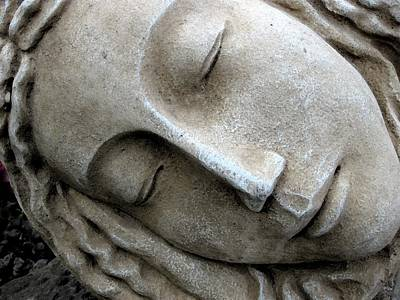 Photograph - Sleeping Angel by Carolyn Jacob