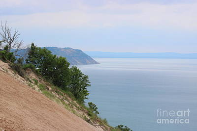 Photograph - Sleeping Bear Dunes by Erick Schmidt