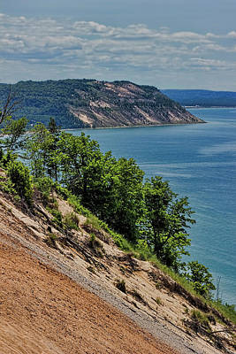 Photograph - Sleeping Bear Dunes National Park by Ron Grafe