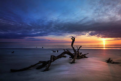 Photograph - Sleeping Giant At Dawn by Debra and Dave Vanderlaan