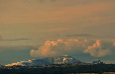 Photograph - Sleeping Giant Near Helena Montana by Kae Cheatham