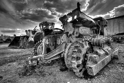 Photograph - Sleeping Giants by John Williams