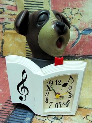 Sleepy Dog Original by Rafi Talby
